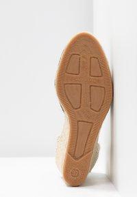 Office - MARMALADE - Sandály na vysokém podpatku - black - 6