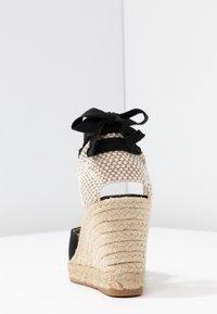 Office - MARMALADE - Sandály na vysokém podpatku - black - 5