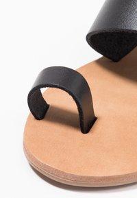 Office - Sandály s odděleným palcem - black - 2