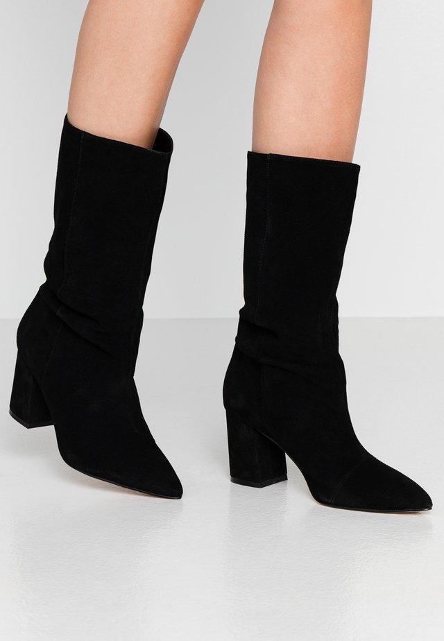 KARLA - Stiefel - black
