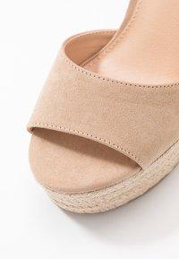 Office - WINNIE - High heeled sandals - nude - 2