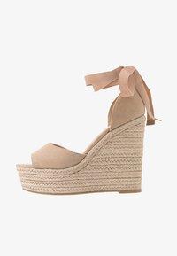 Office - WINNIE - High heeled sandals - nude - 1