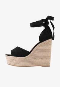 Office - WINNIE - High heeled sandals - black - 1