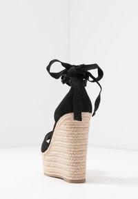 Office - WINNIE - High heeled sandals - black - 5