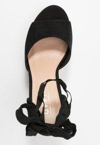 Office - WINNIE - High heeled sandals - black - 3