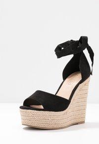 Office - WINNIE - High heeled sandals - black - 4