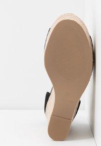 Office - WINNIE - High heeled sandals - black - 6