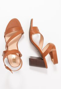Office - MAROON - Riemensandalette - tan - 3