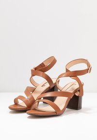 Office - MAROON - Riemensandalette - tan - 4