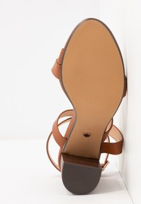 Office - MAROON - Riemensandalette - tan - 6