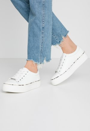 FREE - Sneakersy niskie - white