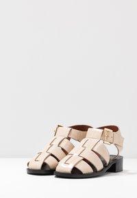 Office - FRANCESCA - Sandals - natural - 4