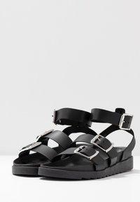 Office - STINGRAY - Sandals - black - 4