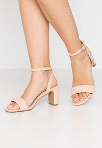 Office - MAKEOVER - Sandals - pink - 0