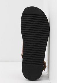 Office - SUPERNOVA - Platform sandals - tan - 6