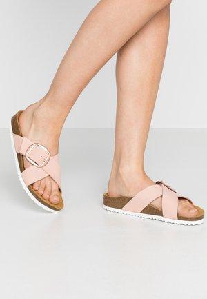 SHOREDITCH - Pantofle - nude