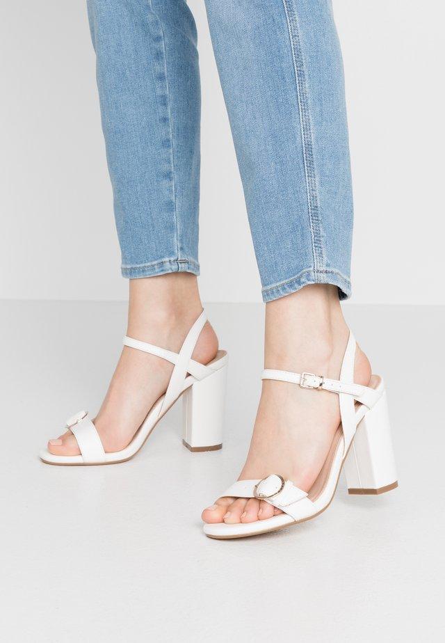 HEADGIRL - Sandalen met hoge hak - offwhite