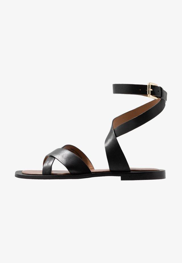 SIREN - Sandaler - black