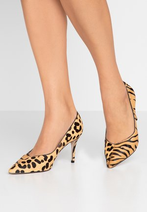 MAAME - Klassiske pumps - brown