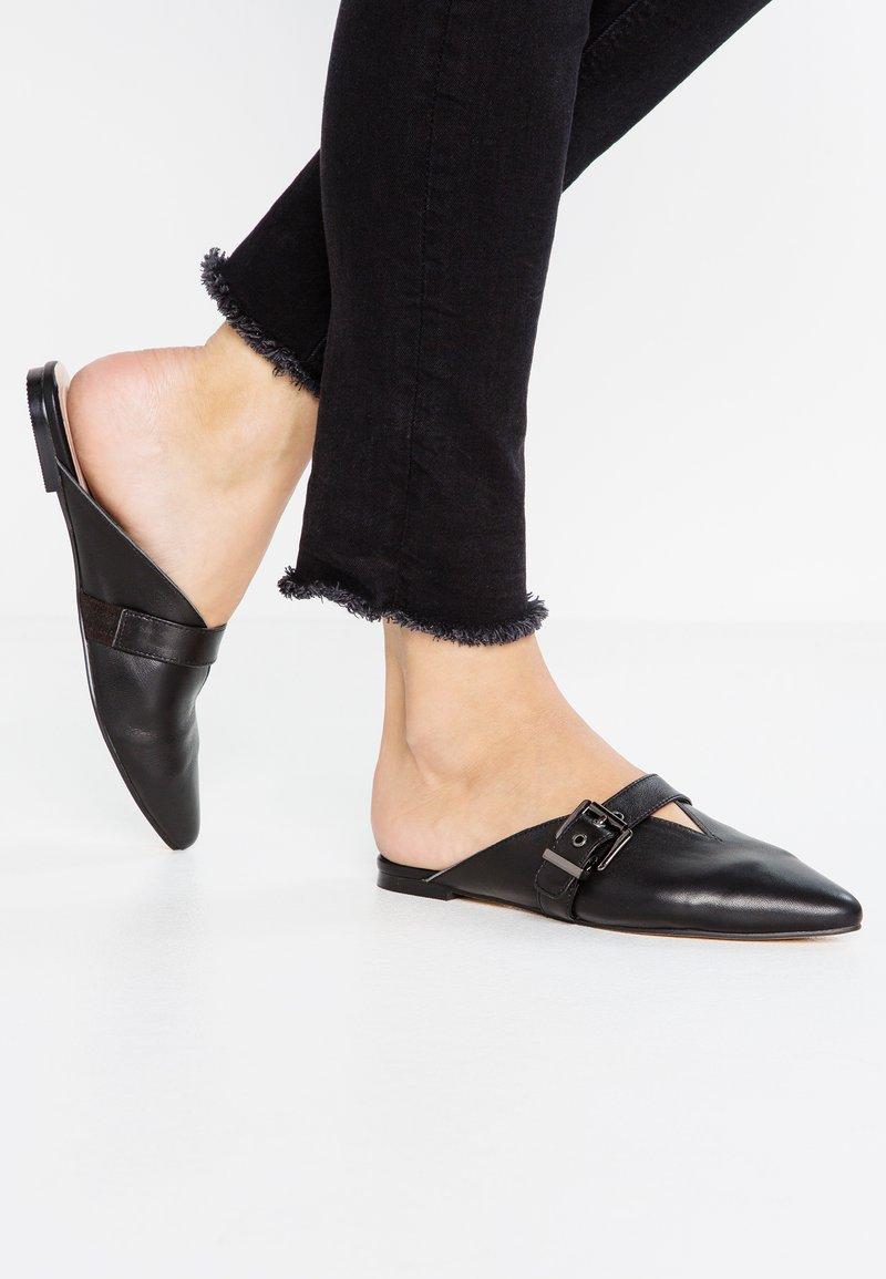 Office - FAWCETT  - Pantolette flach - black