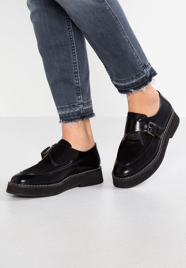 FEDERAL - Slipper - black