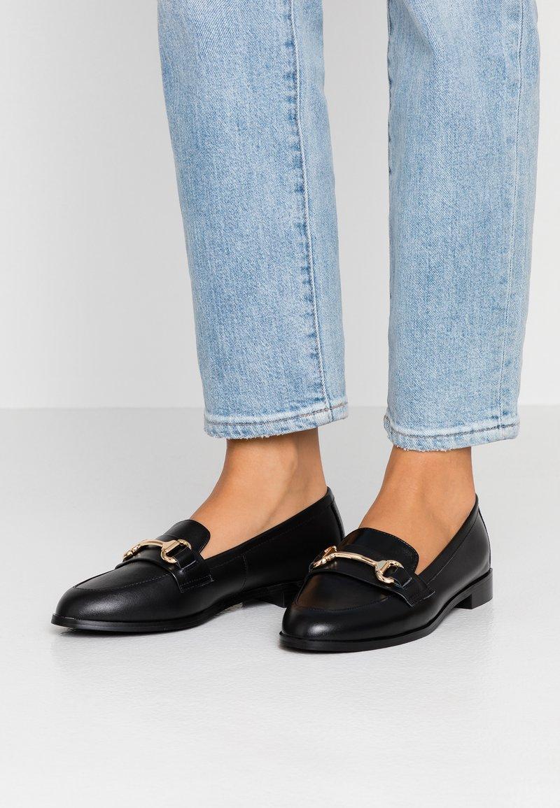 Office - FIA - Scarpe senza lacci - black