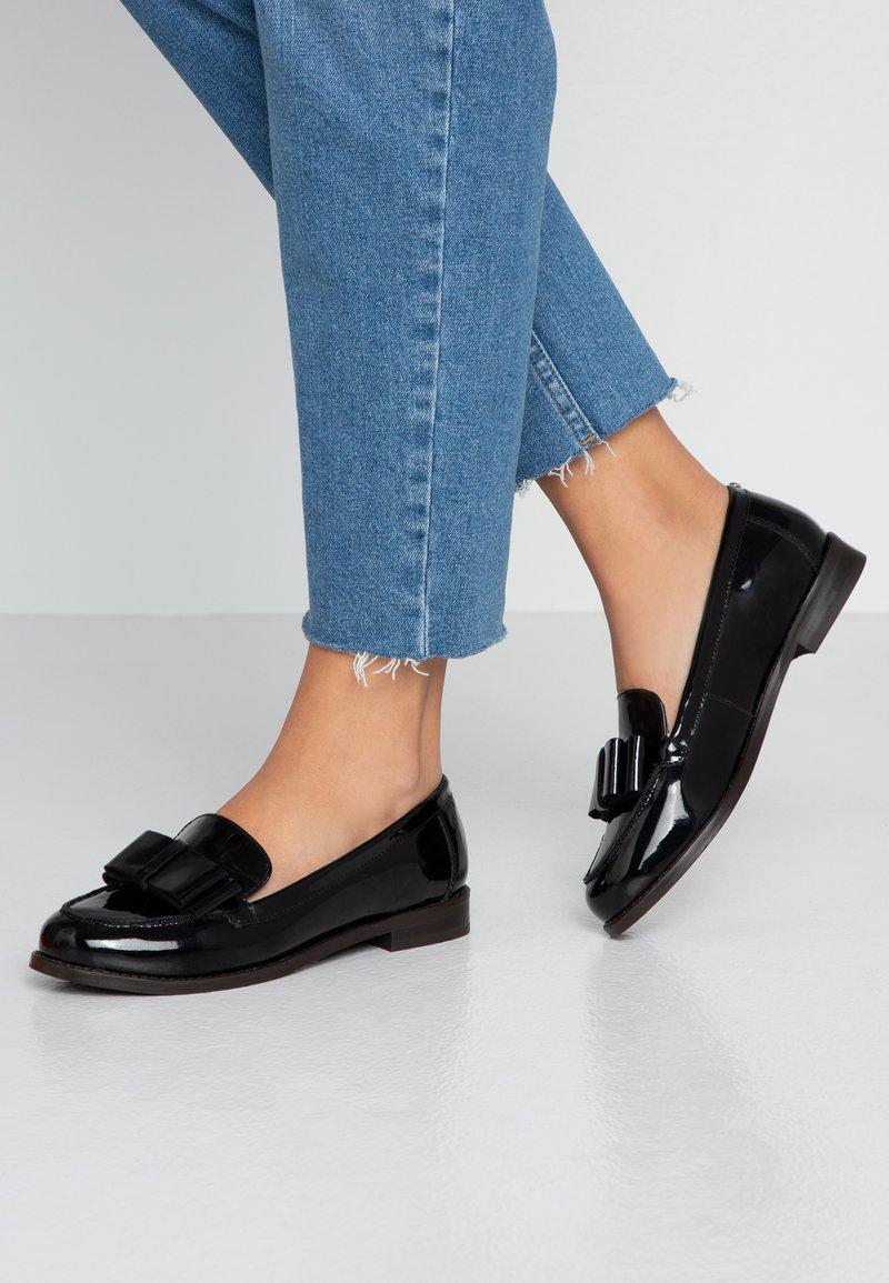 Office - FEODORA - Nazouvací boty - black