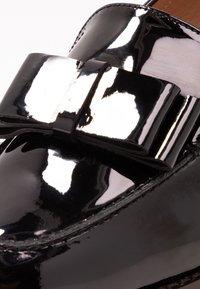 Office - FEODORA - Nazouvací boty - black - 2