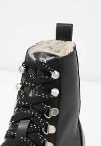 Office - ANSEL - Lace-up ankle boots - black - 2