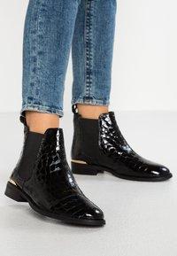 Office - BRAMBLE - Kotníkové boty - black - 0