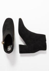 Office - ANTHEA - Kotníková obuv - black - 3