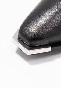 Office - ASHEN - Cowboy/biker ankle boot - black - 2