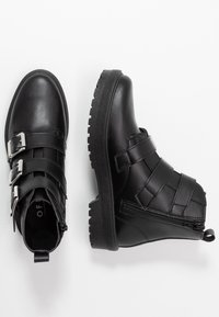 Office - APHID - Ankelboots - black - 3