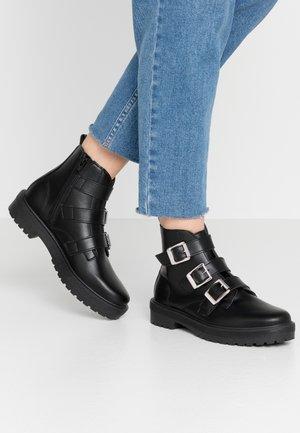 APHID - Ankelboots - black