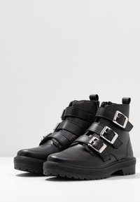 Office - APHID - Ankelboots - black - 4