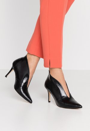 MOJO - High heeled ankle boots - black