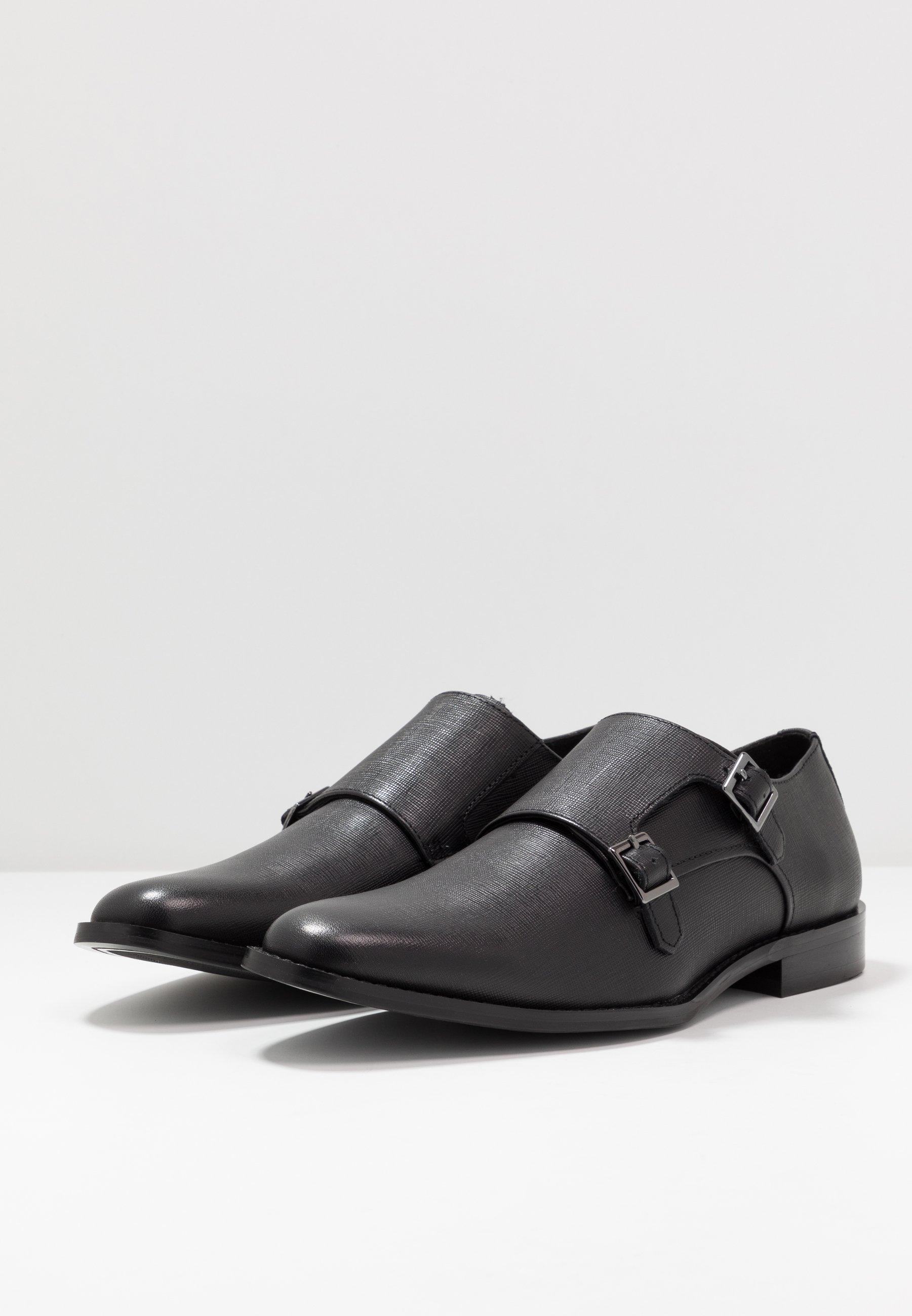 Office MILO MONK - Eleganckie buty - black