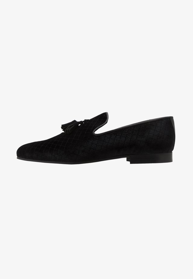 MAGPIE - Loaferit/pistokkaat - black