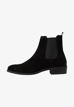 MINERAL WESTERN - Kotníkové boty - black