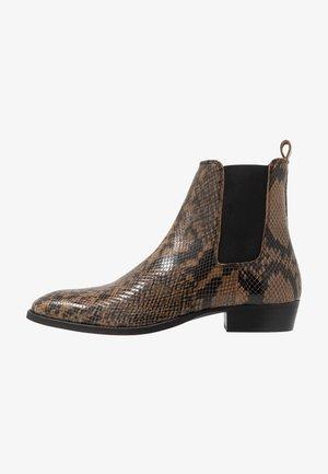 BOA CUBAN CHELSEA - Kotníkové boty - tan