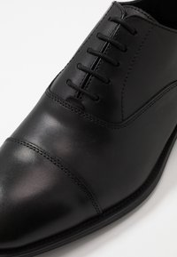 Office - MEMO OXFORD TOE CAP - Business-Schnürer - black - 5