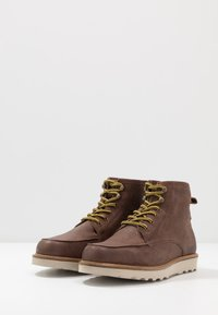 Office - Lace-up ankle boots - brown - 2
