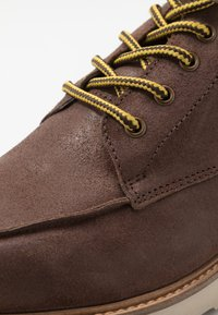 Office - Lace-up ankle boots - brown - 5