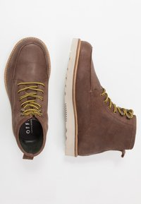 Office - Lace-up ankle boots - brown - 1