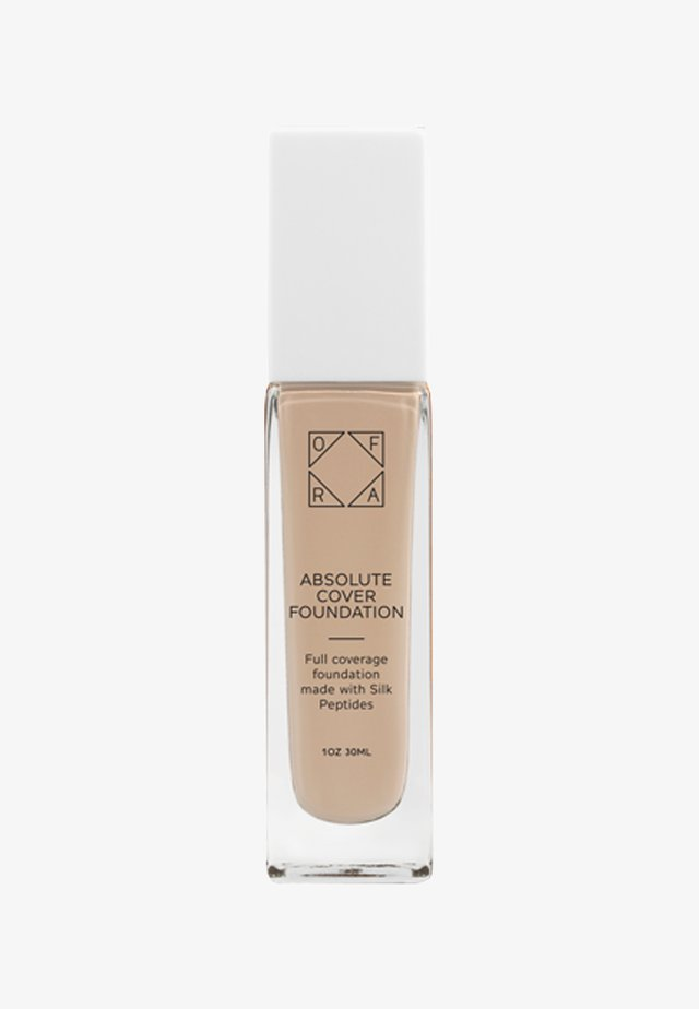 ABSOLUTE COVER SILK FOUNDATION - Podkład - 02