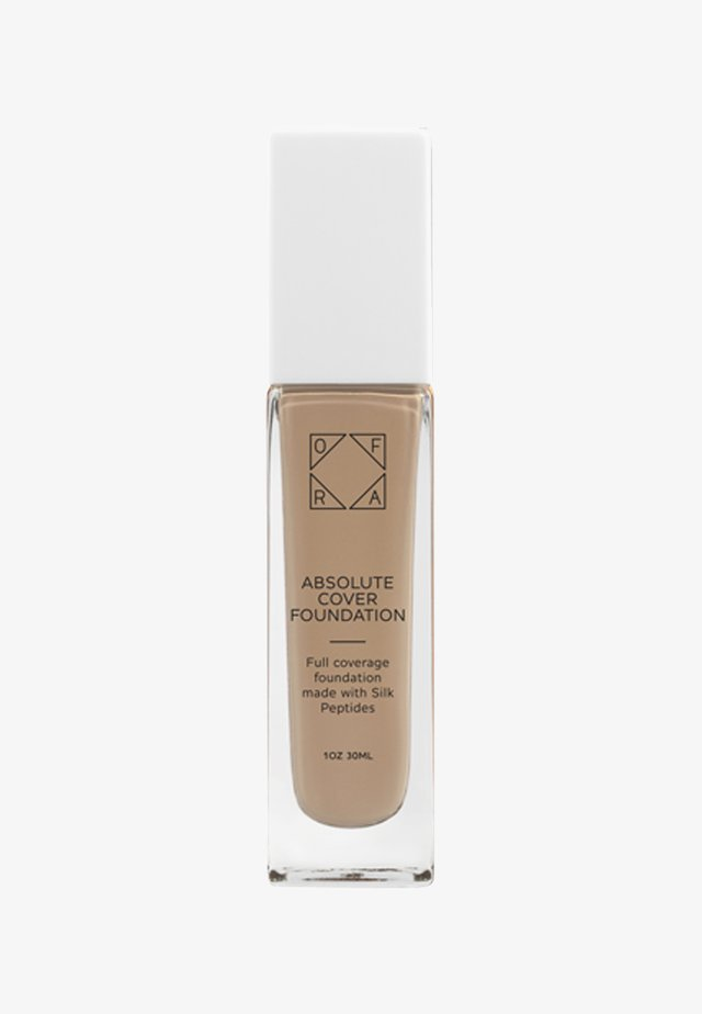 ABSOLUTE COVER SILK FOUNDATION - Foundation - 05