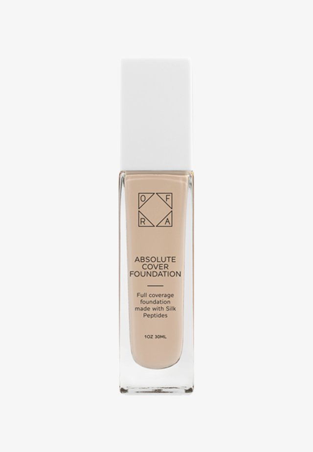 ABSOLUTE COVER SILK FOUNDATION - Podkład - 0.5
