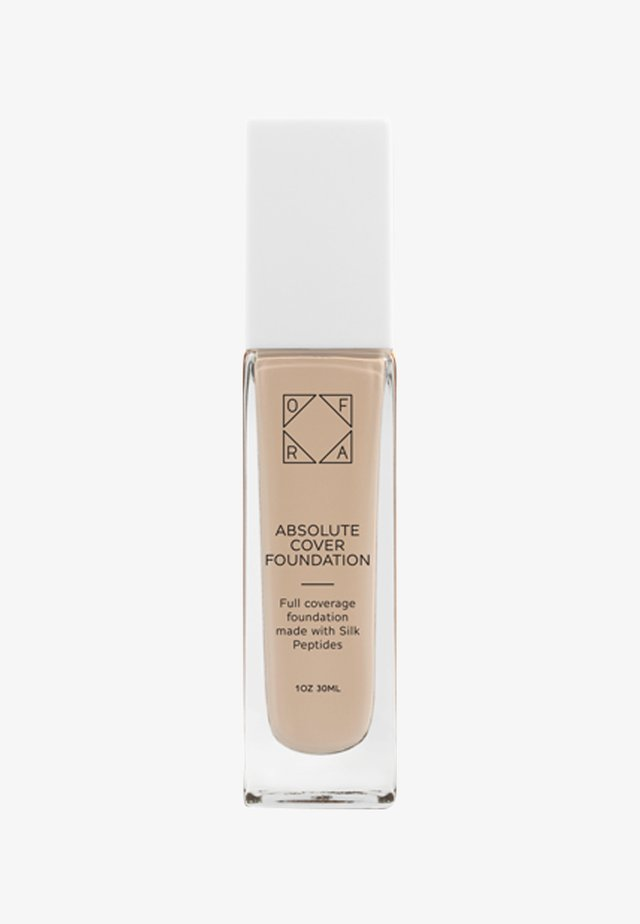 ABSOLUTE COVER SILK FOUNDATION - Foundation - 01