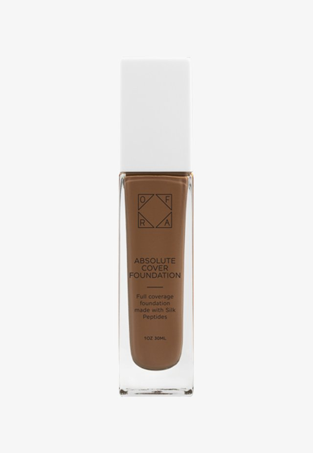ABSOLUTE COVER SILK FOUNDATION - Fond de teint - 10