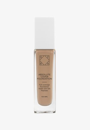 ABSOLUTE COVER SILK FOUNDATION - Fond de teint - 4.5